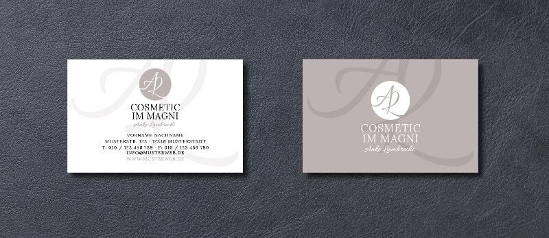 Cosmetic Im Magni Logo Kosmetik 566881