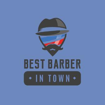 Friseur Logo Best Barber 755663