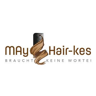 Friseur Logo May Hair-kes 781388