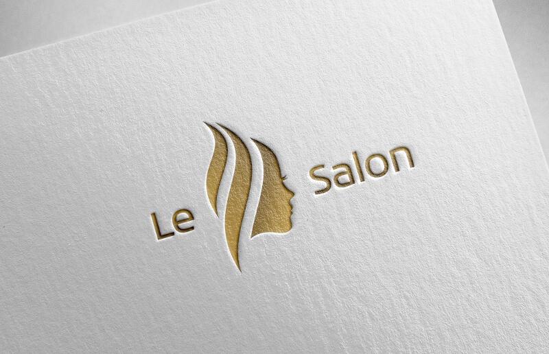 Logo Friseur Le Salon 428948
