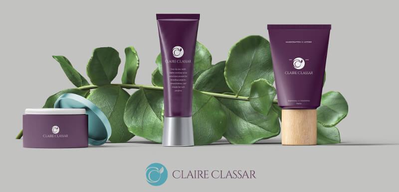 Logo Kosmetik Claire Classar 735844
