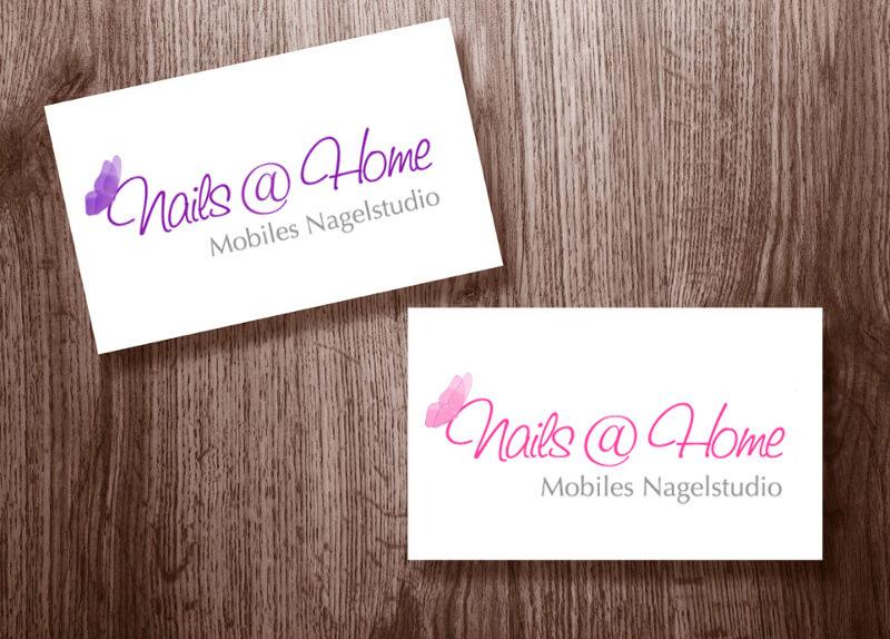 Nails Home Mobiles Nagelstudio Nagelstudio Logo 948181