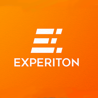 experion it logo design edv technik