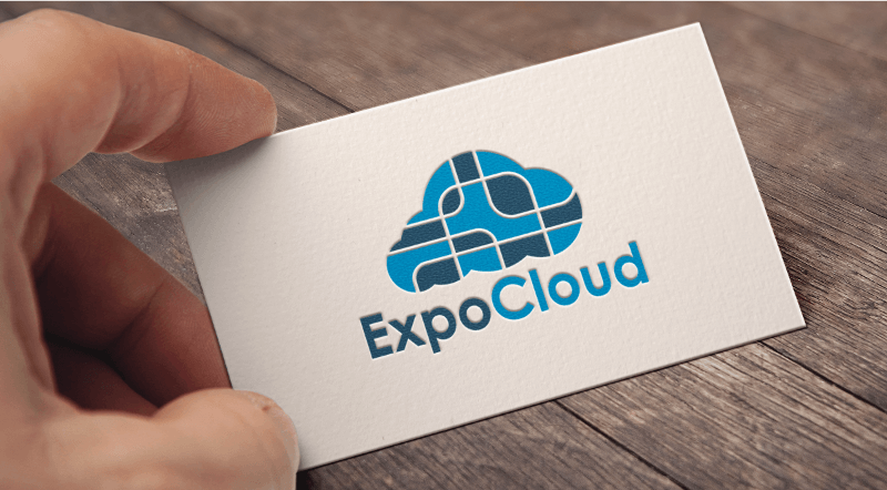 expocloud logo software designenlassen