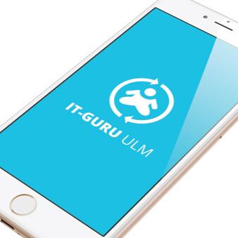 it-guru ulm it logo