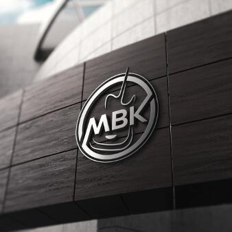 Initialen Logo MBK 918569