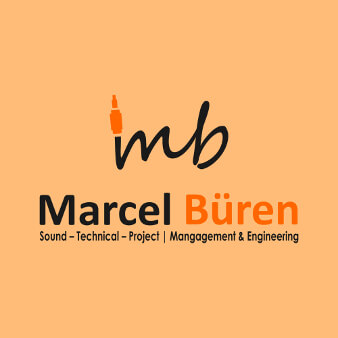 Initialen Logo Marcel Büren 863474