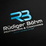 Initialen Logo Rüdiger Böhm Motivation Coaching 823759