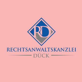 Initialen Logo Rechtsanwalt Dück 183275