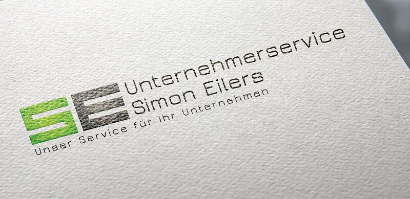Initialen Logo Unternehmerservice Simon Eilers SE 397897