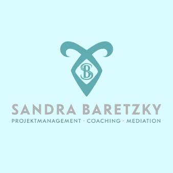 Logo Initialen Sandra Baretzky Projektmanagement 842524