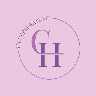 Logo Initialen Steuerberatung Carina Hackl 545432