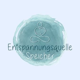 Wellness Logo Entspannungsquelle Speicher 944262