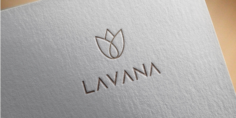 Wellness Logo Lavana 298492
