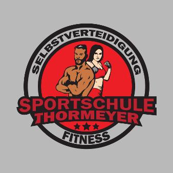 416225 Sportschule Thormeyer Fitness Logo