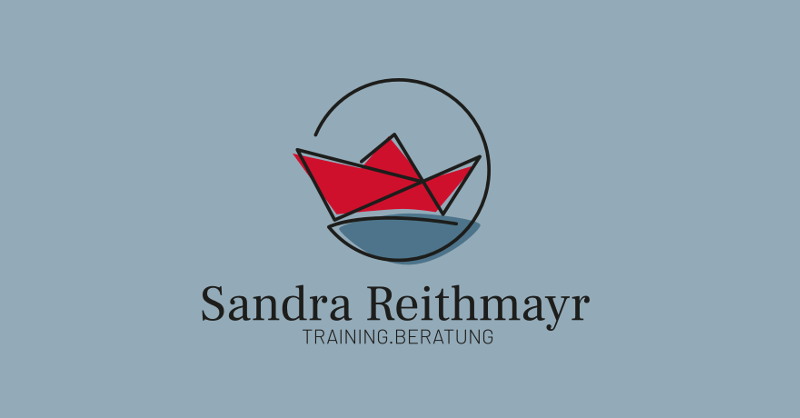 446595 Blaues Logo Sandra Reithmayr