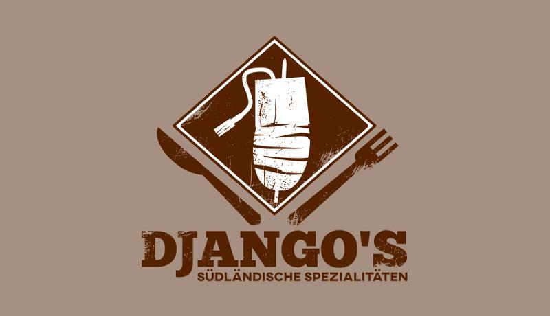 552200 Fast Food Logo Djangos Dönerladen