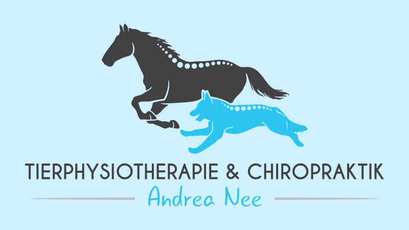Andrea Nee Physiotherapeutin Logo Design Tiere