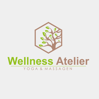 Atelier Logo Design Wellness Atelier