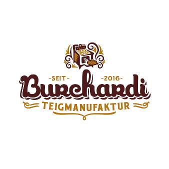 Burchardi Teigmanufaktur Logo Design