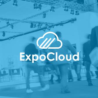 ExpoCloud Blaues Logo 552362