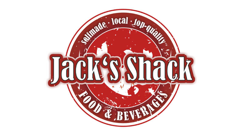 Fast Food Logo Design Jacks Shack 455391