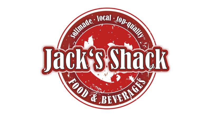 Burger Logo Design Jacks Shack 455391