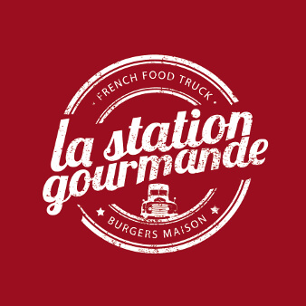 Fast Food Logos Streetfood La Station Gourmande 836575