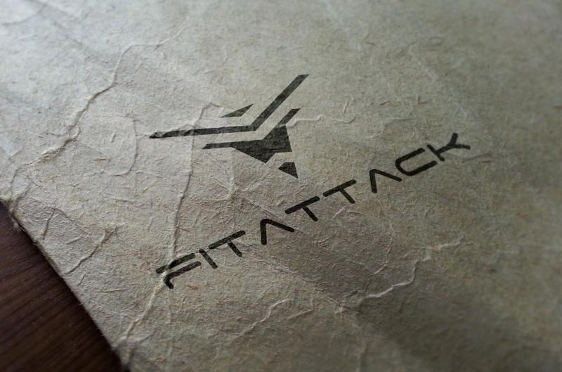 Fitattack Fitness Logo 414281