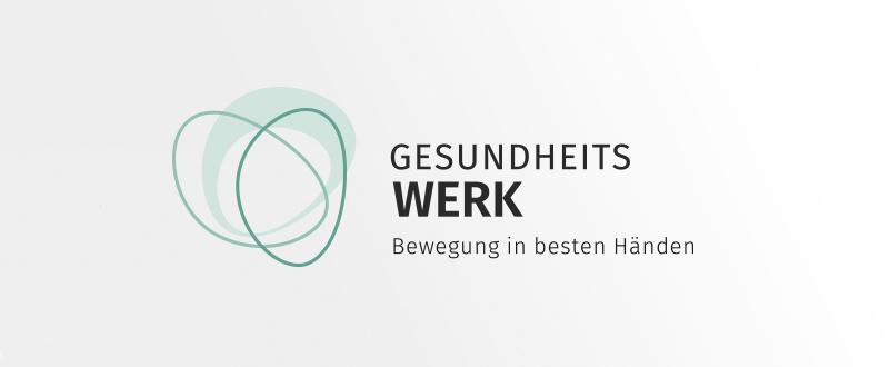 Gesundheitswerk Logo Physiotherapie