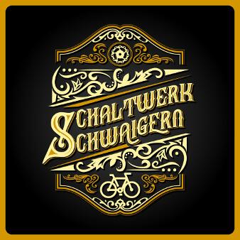 Goldenes Logo Schaltwerk Schwaigern