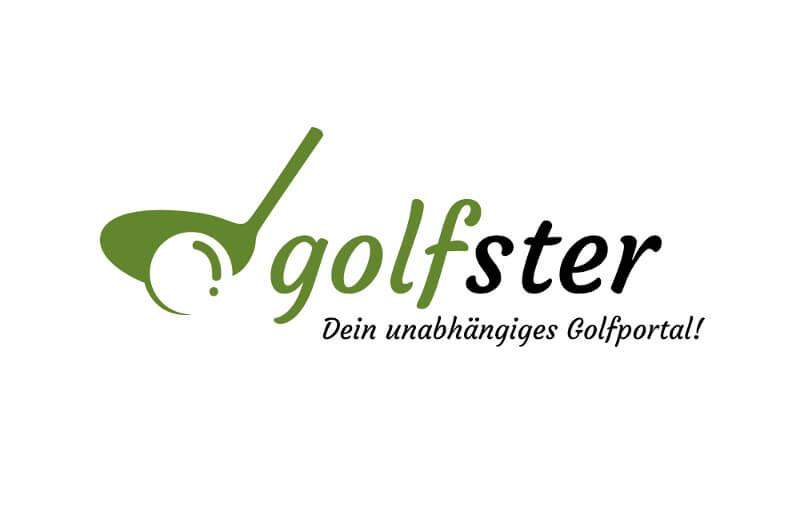 Golfster Golfportal Logo Design Golf 261353
