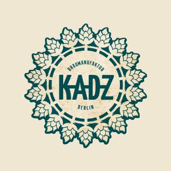 Logo Brauereimanufaktur KADZ Berlin