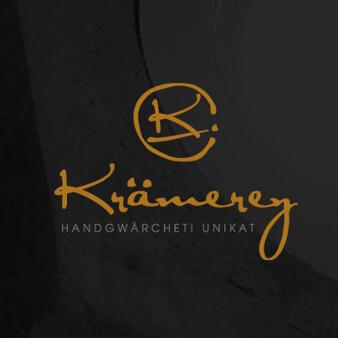 Logo Handgemacht Krämerey Manufaktur