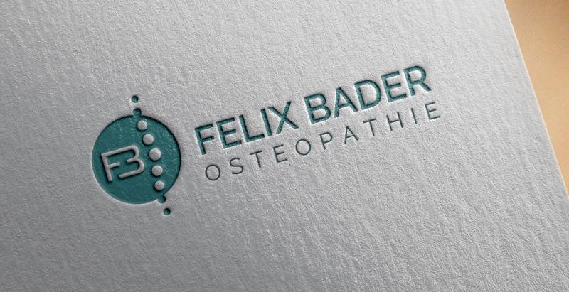 Logo Osteopathie Felix Bader