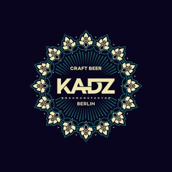 Manufaktur Logo Braumanufaktur Craft Beer KADZ
