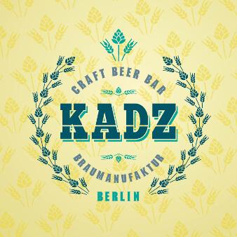 Manufaktur Logo KADZ Braumanufaktur Berlin