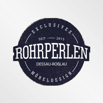 Manufaktur Logo Rohrperlen Möbeldesign