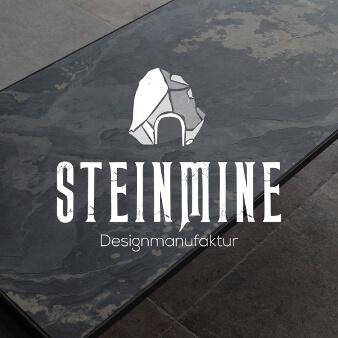 Manufaktur Logo Steinmine Designmanufaktur
