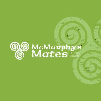 McMurphy's Mates Tanz Logo Band