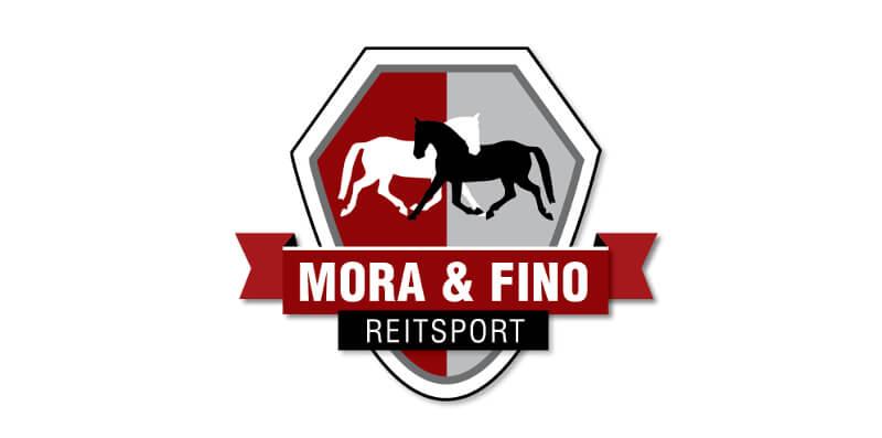 Mora Fino Reitsport Logo 418492
