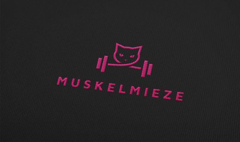 Muskelmieze Fitness Logo 137565