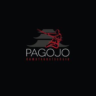 Pagojo Kampfsportschule Logo Design 861518