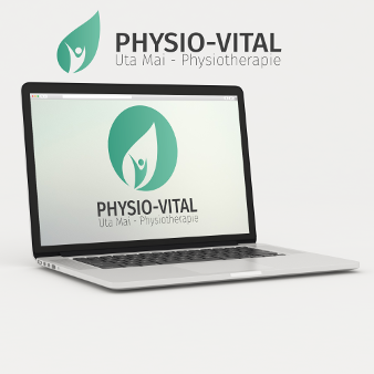 Physiotherapeut Logo Physio-Vital Uta Mai