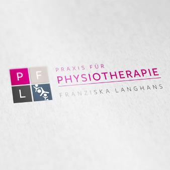 Physiotherapie Logo Franziska Langhans