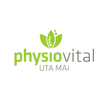 Physiotherapie Logo erstellen Physiovital Uta Mai