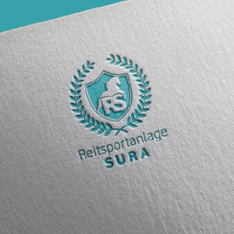 Reitsportanlage Sura Logo Reitsport 697989