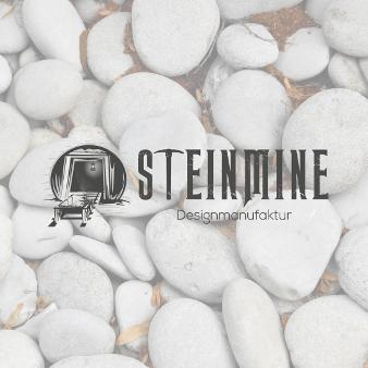 Steinmine Designmanufaktur Logo Manufaktur