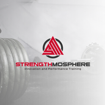 Strengthmosphere Logo Design Tennis 396292