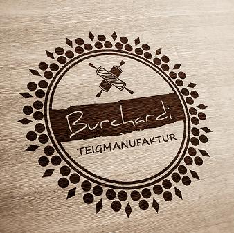 Teigmanufaktur Burchardi Logo Design Manufaktur